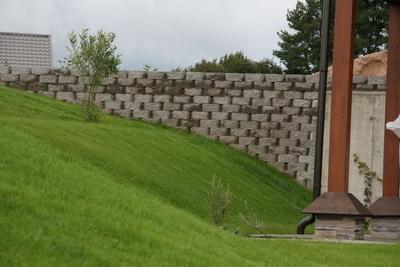Заводы изготовители блоков для подпорных стен