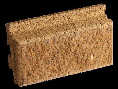 Колотый, рваный, облицовочный камень Поларик для облицовки стен и цоколей от производителя СПб